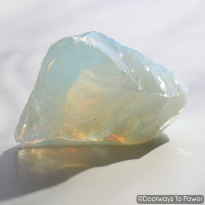 Angel Aura Opal Monatomic Andara Crystal 'Angel Codes'