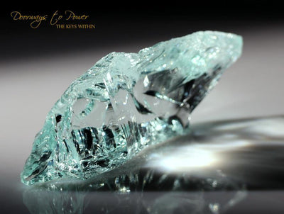Aqua Serenity Andara Crystal 'Modulating Perception'