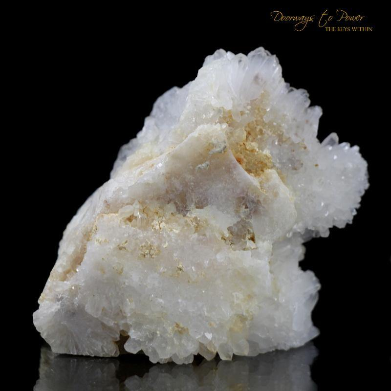 Sauralite Azeztulite Crystal 'Realms of Light'