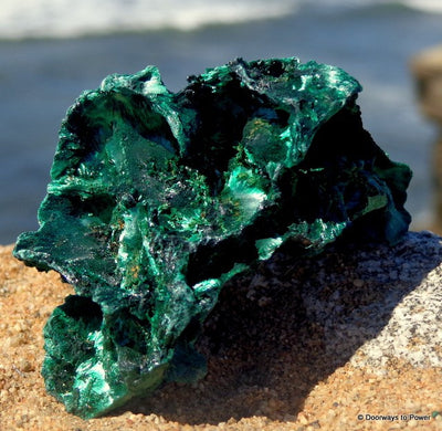 Malachite Crystal
