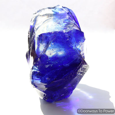 Tanzanite Fire & Elestial Starlight Andara Crystal