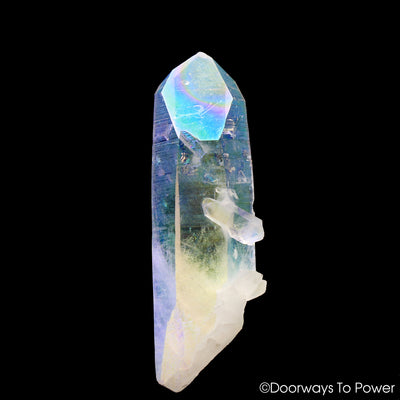 Angel-Aura-Lemurian-Quartz-Pleiadian-Starbrary-Record-Keeper Channeling-Crystal