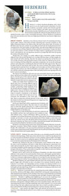 Herderite Metaphysical properties