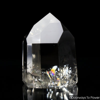 John of God Quartz Crystal Citrine