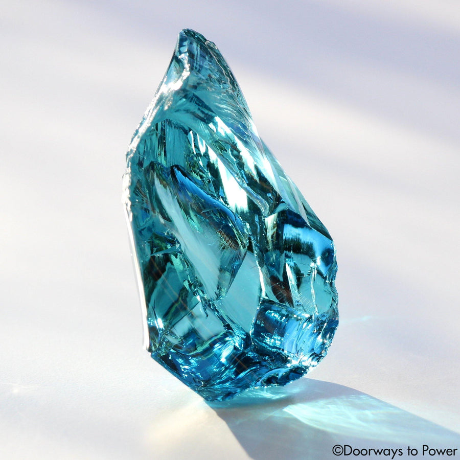 Azure Elysium Monatomic Andara Crystal 'Perfect Bliss'