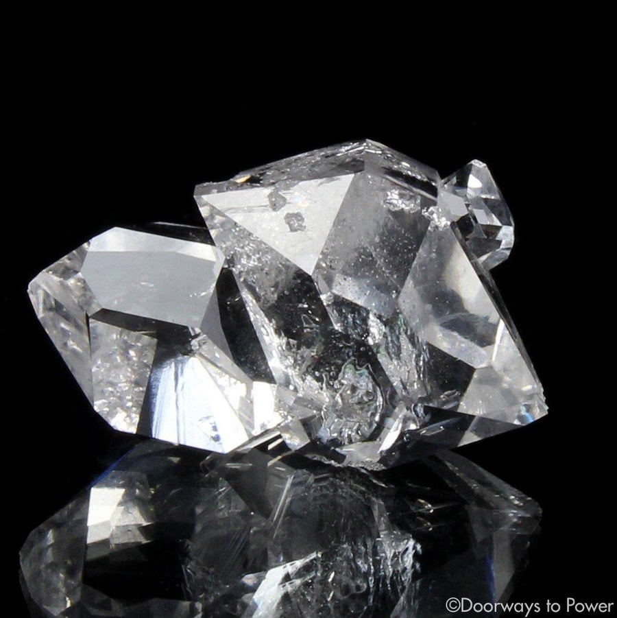 Herkimer Diamond DT Manifestation Quartz Crystal