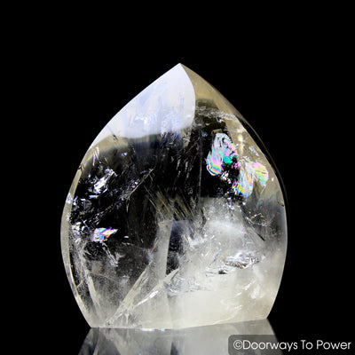 John of God Citrine Casa Abundance Crystal