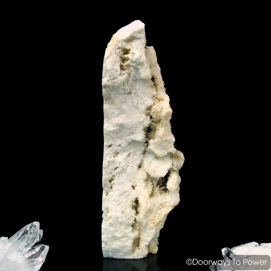 Sauralite Azeztulite Crystal Altar Stone 'Architecture of Light' Azozeo Super Activated
