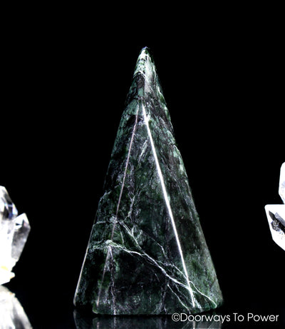 Heartenite Crystal Altar Stone