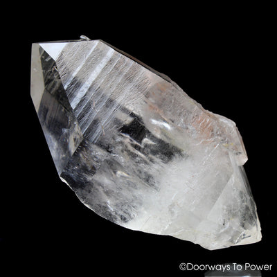 Lemurian Quartz Record Keeper DT Crystal