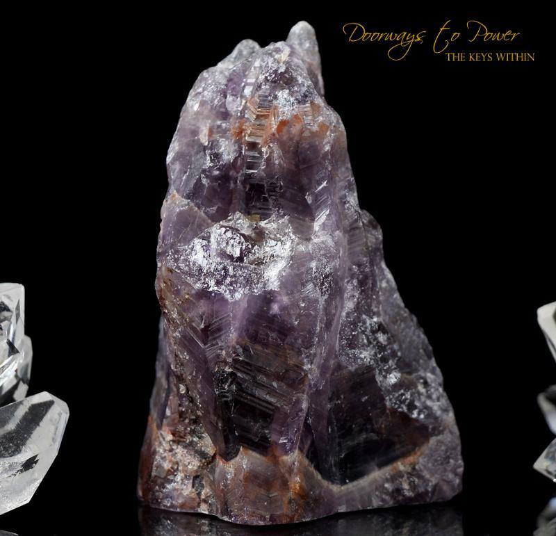 Auralite 23 Crystal Altar Stone Azozeo Activated