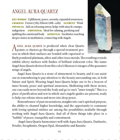Angel Aura Properties