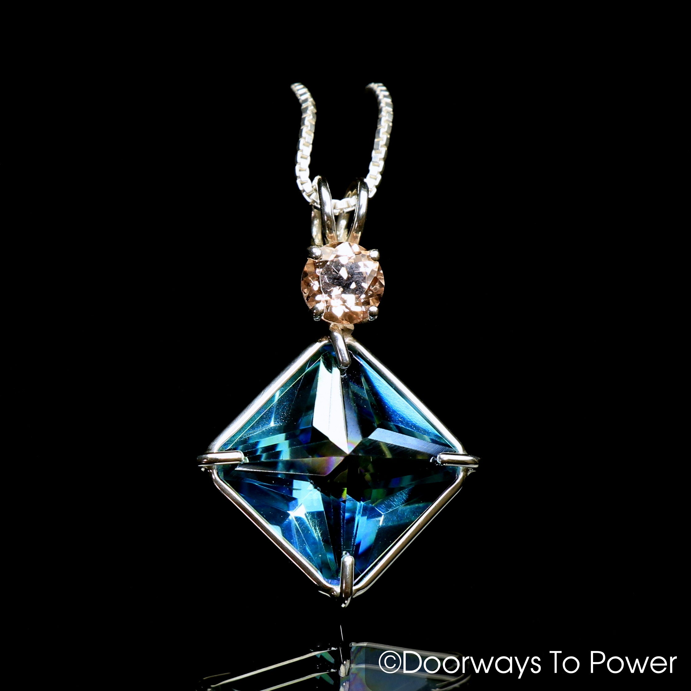 scalar pendant power energy benefit pandant milestone