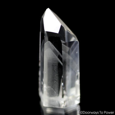 John of God Quartz Phantom Crystal Point