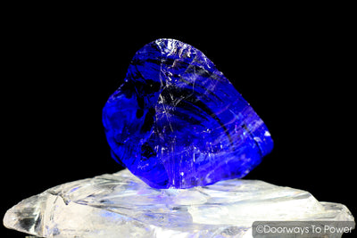 Tanzanite Fire Monatomic Andara Crystal | Authentic Lady Nellie Andaras
