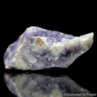Violet Flame Opal Raw & Natural Crystal