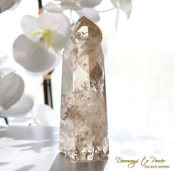 Citrine Quartz Point