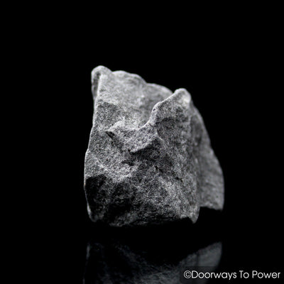 Black Azeztulite Azozeo Activated Crystal