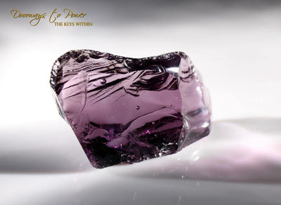 Purple Andara Crystal