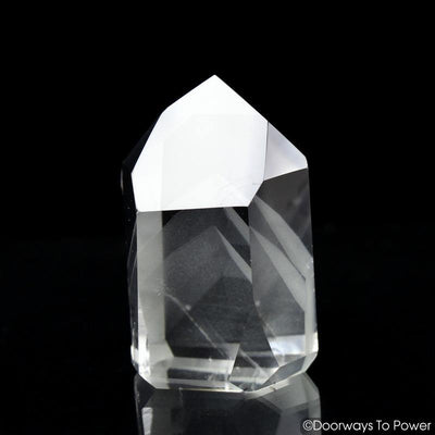 John of God Crystal Phantom Quartz Point & Manifest Spirit 'Shinning Light'