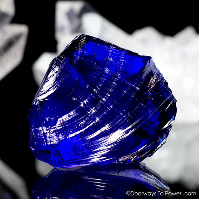 Tanzanite Fire Monatomic Andara Crystal  'Spiritual Intelligence'