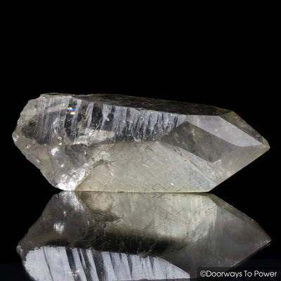 Golden Healer Lemurian Seed Quartz Starbrary Isis Crystal 'High Alchemy'