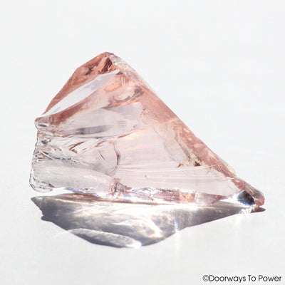 Lady Nellie Pink Andara Crystals Mt Shasta