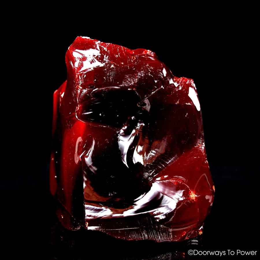 King Solomon Andara Gem Crystal Altar Stone
