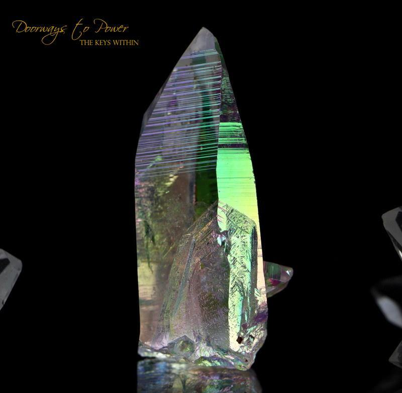 Doorways to Power Aura Quartz