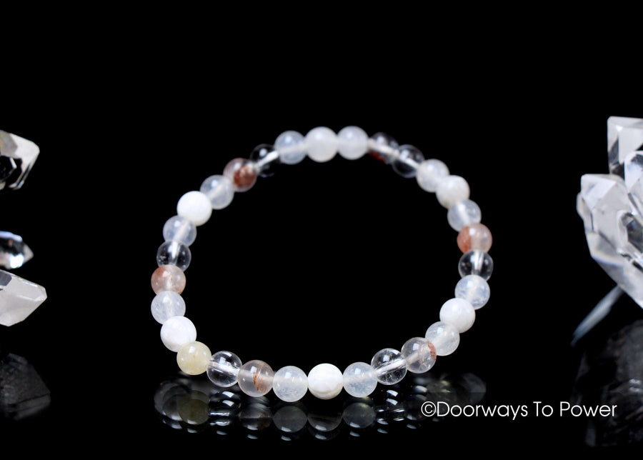 Vibrational Ascension™ 2021 Crystal Energy Bracelet