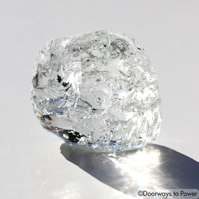 Silver Luna Monatomic Andara Crystal 'Guiding Light'