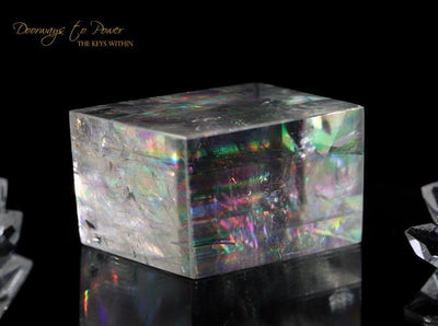 Multi Dimensional Reality Crystal