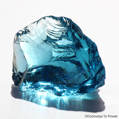 Azure Elysium Monatomic Andara Crystal 'Blessings'
