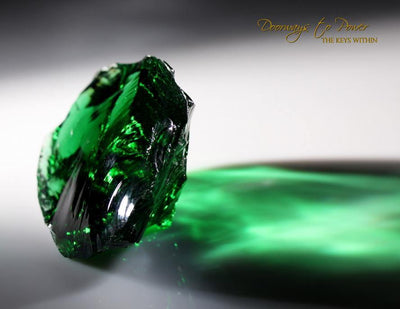 Emerald Green Andara Crystals California