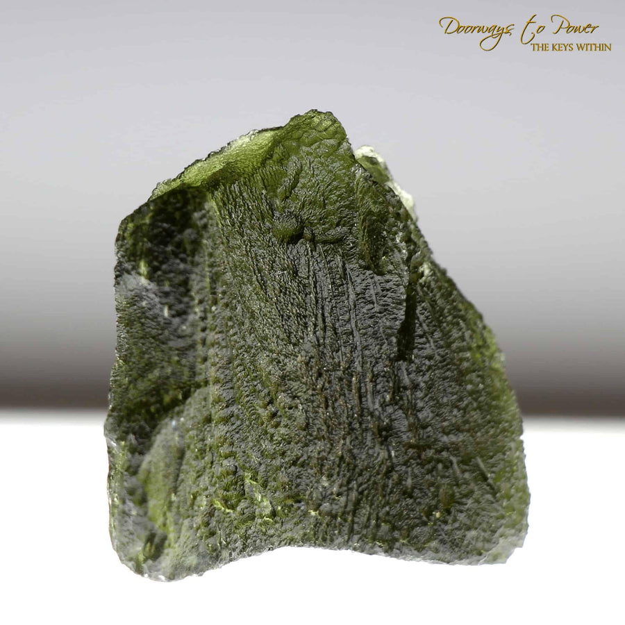 Doorways to Power Moldavite