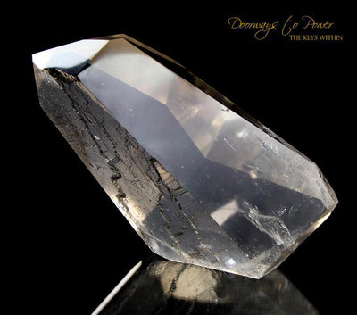 Golden Lemurian Crystal 'Light Language' 9D