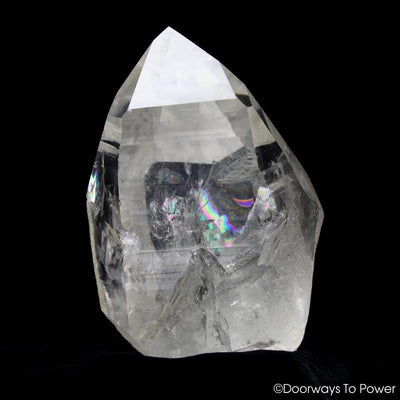 Lemurian Light Crystal Record Keeper