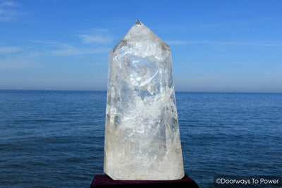 John of God Crystal Point