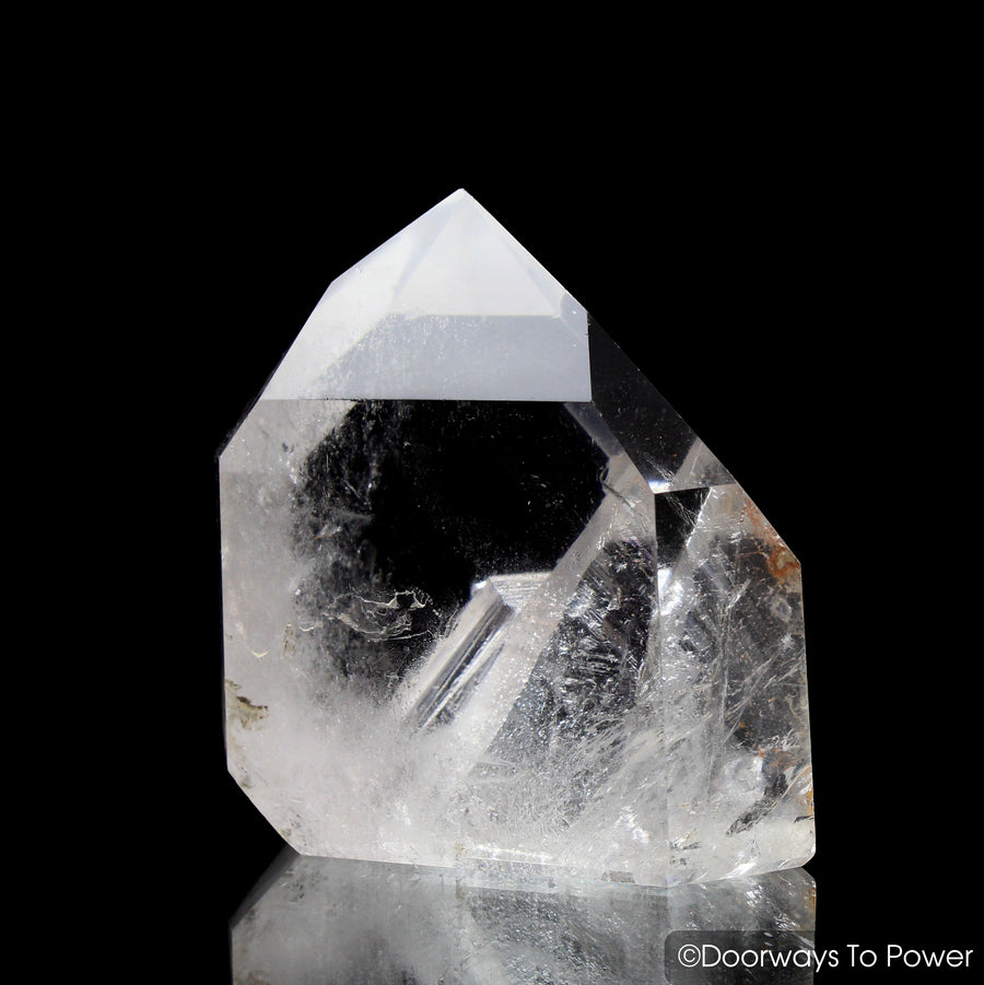 John of God Crystal Manifestation Quartz Casa Crystal Point