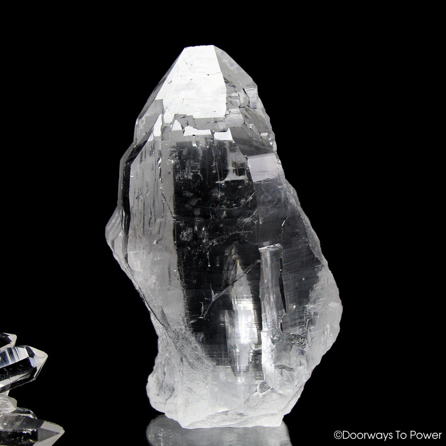 Himalayan Quartz Nirvana Crystal Starbary Record Keeper 'Non Ordinary Reality'