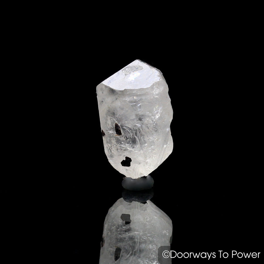 Burmese Phenacite Crystal 'White Light' Pleiadian Starbrary Synergy 12