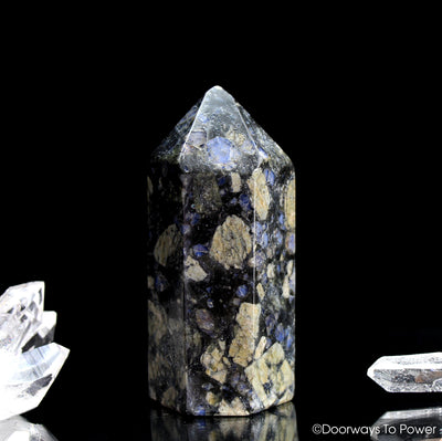 Que Sera Stone Temple Heart Dow Generator Crystal Point 'Uninterruptible Power'