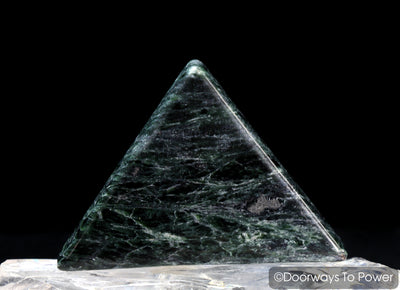 Heartenite 'Awakened Heart' Triangle Crystal