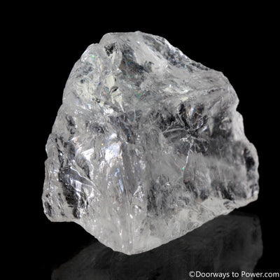 Beautiful Satyaloka Azeztulite Synergy 12 Crystal Azozeo Reserved for C. LONGO