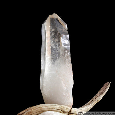 Lemurian Seed Pleiadian Starbrary Twin Master Record Keeper Crystal A +++