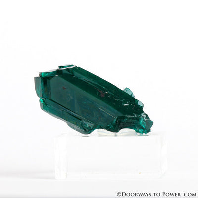 Dioptase Mineral Specimen Nambia A +++ Collectors Quality