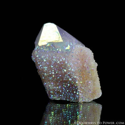 Angel Aura Druzy Spirit Quartz Crystal