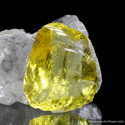 Solaris Golden Healer Monatomic Andara Crystal