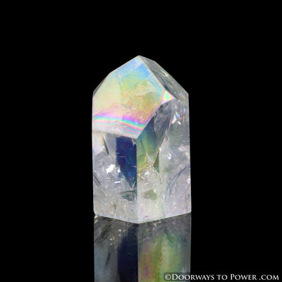 "Angel Aura Master Dow Crystal Point ""Lifted by Angels""A +++"