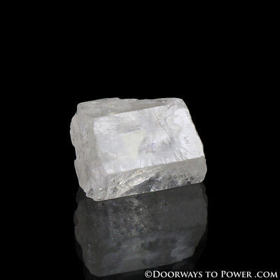 Rare Burmese Phenacite Synergy 12 Crystal - Rainbows